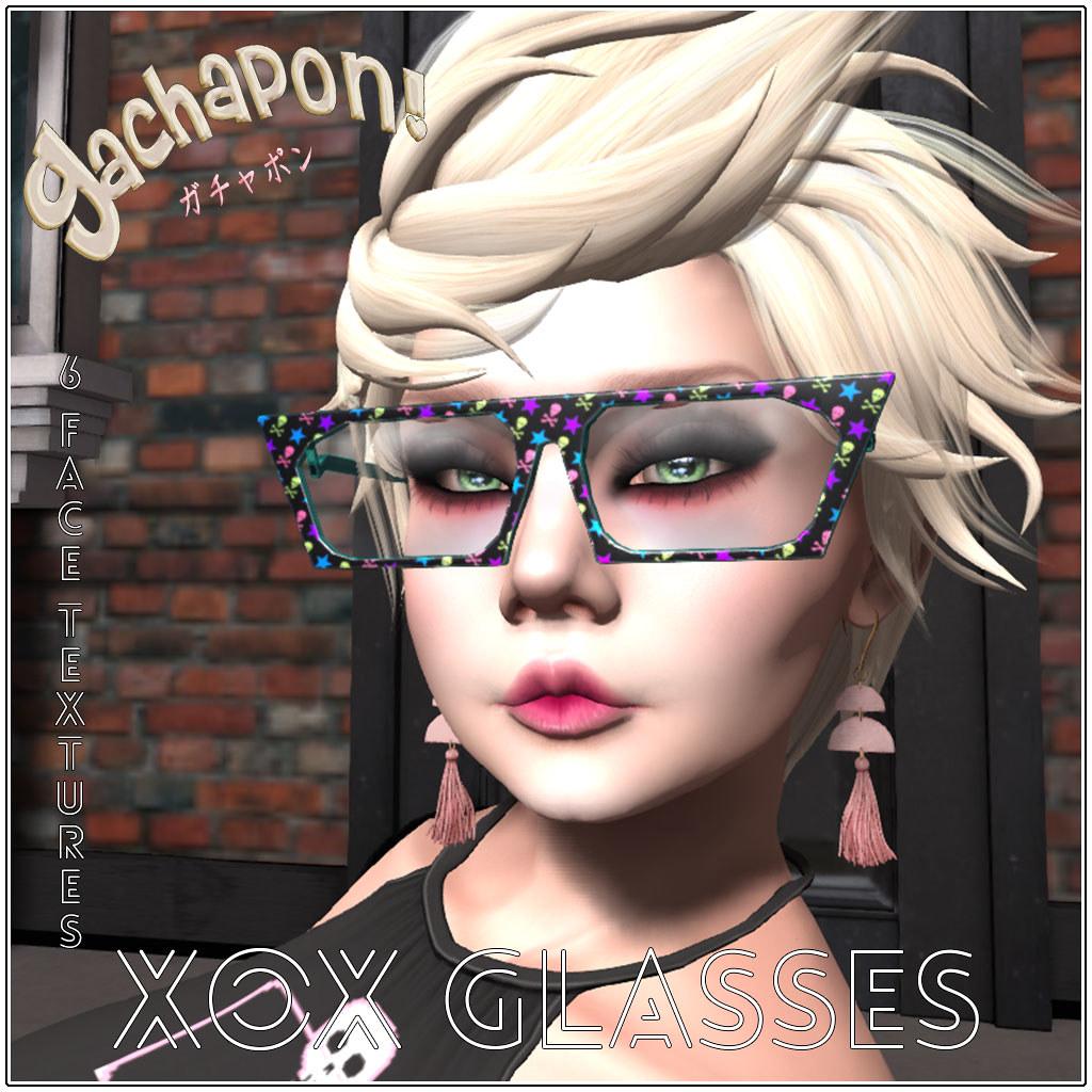 Gachapon! XOX Glasses