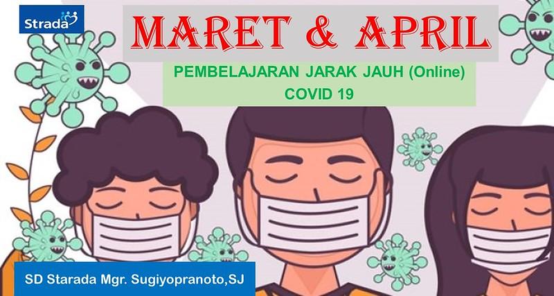 Agenda Bulan Maret dan April