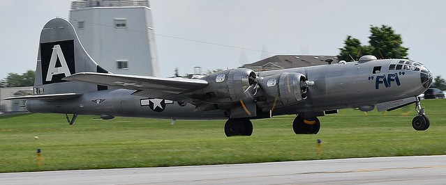 Boeing B-29 Superfortress Fifi NX529B This B29 has served with USAAF USAF USN 44-62070