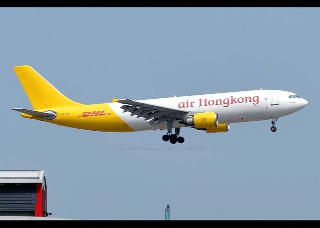 A300/F4-605R | air Hongkong | B-LDC | HKG