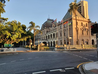 Parliament House - George St