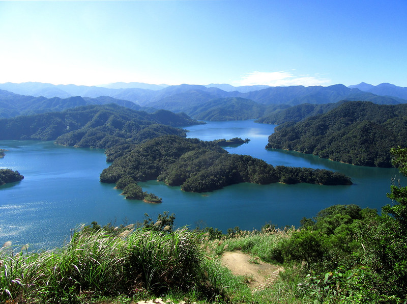 An easy hike near Feitsui Reservoir 翡翠水庫 in Xindian