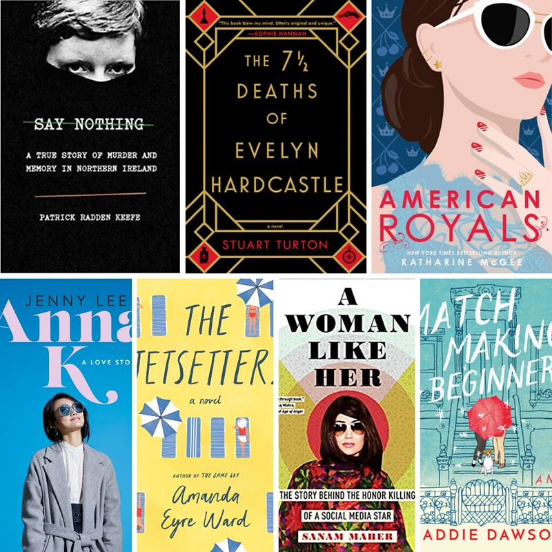 March 2020 books