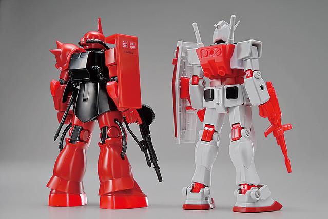 【台灣4/17開賣!】UNIQLO X《機動戰士鋼彈》40週年紀念聯名UT 買二件就送限定色鋼彈模型!