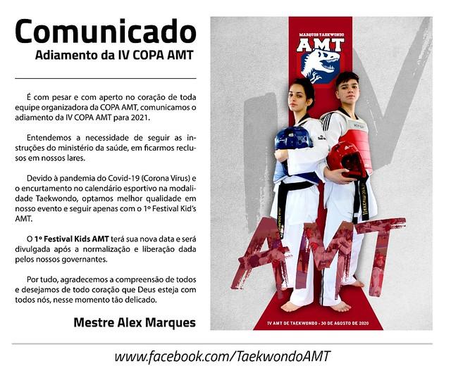 Comunicado AMT