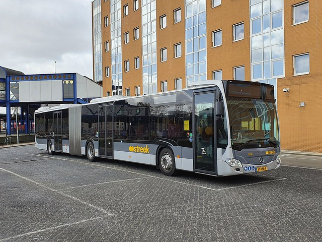 NLD Qbuzz 7518 37-BPB-9 2019 Mercedes-Benz O530GÜ Citaro Groningen 2020-04-13