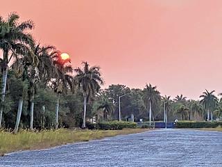 Red sunrise 2-20200412