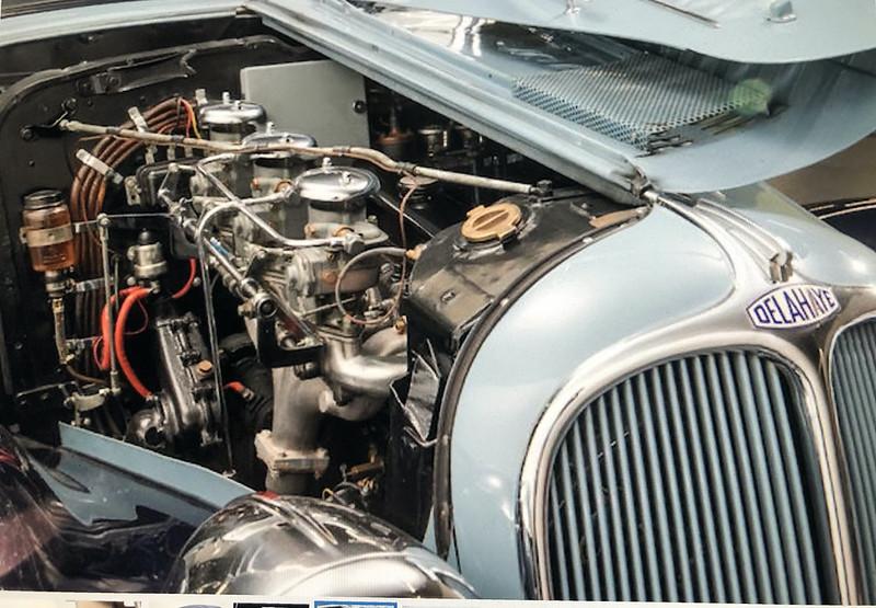 DELAHAYE Type 135 modèle 1938 ... Du scratch, du scratch, encore du scratch et toujours du scratch ! Réf 80707 49768903766_009c36162e_c