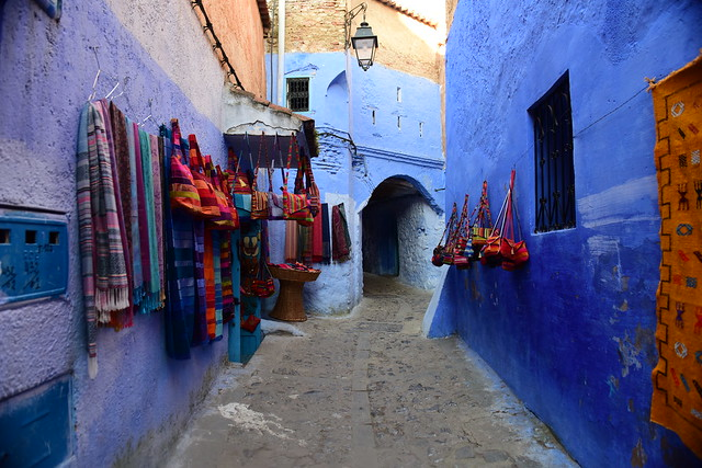 Chefchaouen, Morocco, D810_663