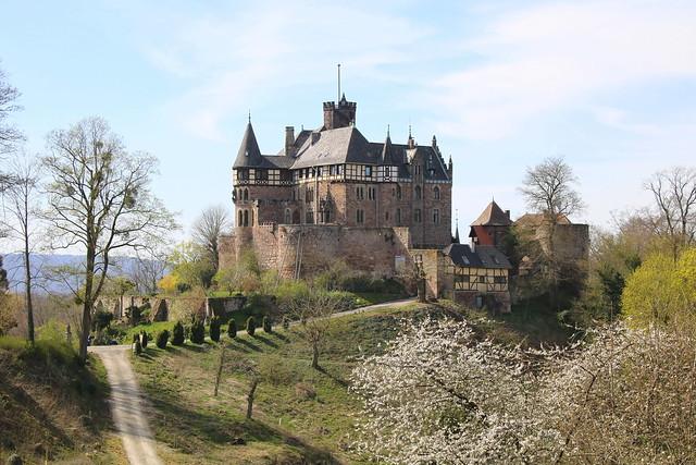 Witzenhausen: Schloss Berlepsch