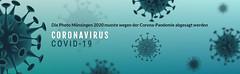 Absage wegen Corona-Pandemie