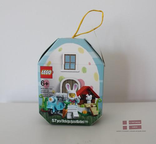 Casetta del coniglio di Pasqua 853990