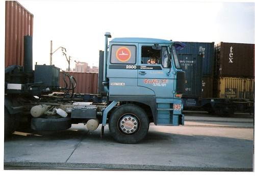 tractora Daf 2800