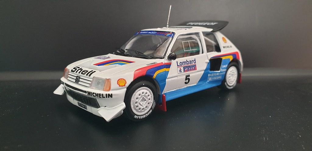 RAC Rally 1986 1/43 49769190583_5ac38c0f34_b