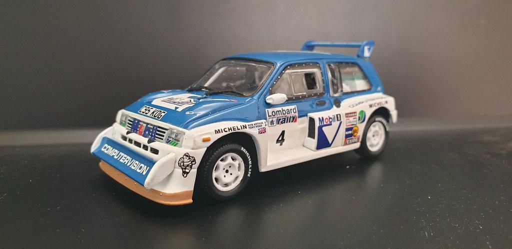 RAC Rally 1986 1/43 49769191573_ecd9071d3f_b