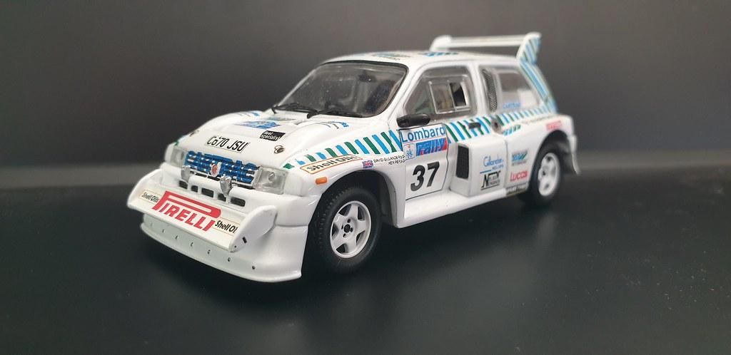 RAC Rally 1986 1/43 49769194383_1ddd490e30_b