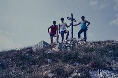 vecchia croce del Monte Altissimo