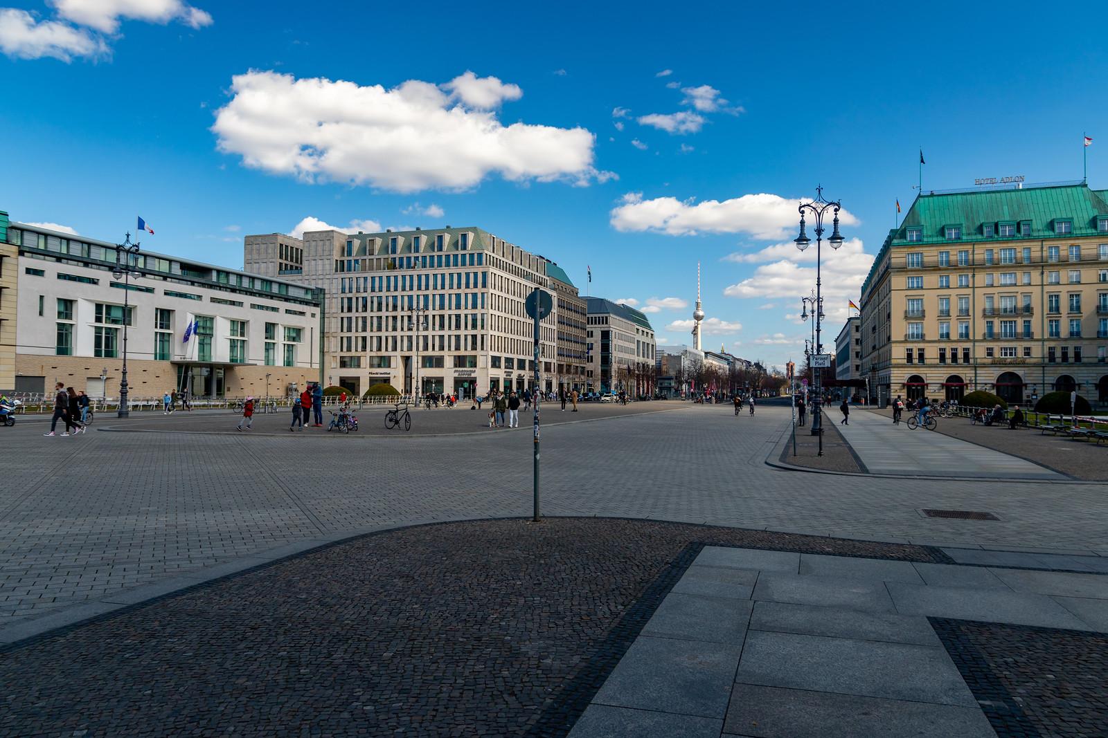 Der Pariser Platz