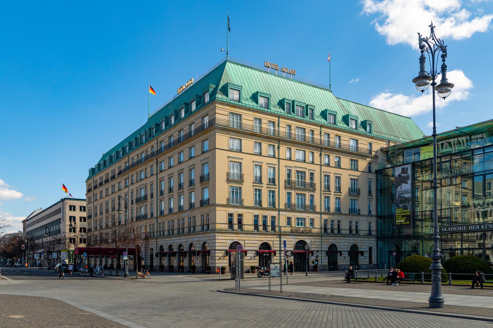 Das Hotel Adlon