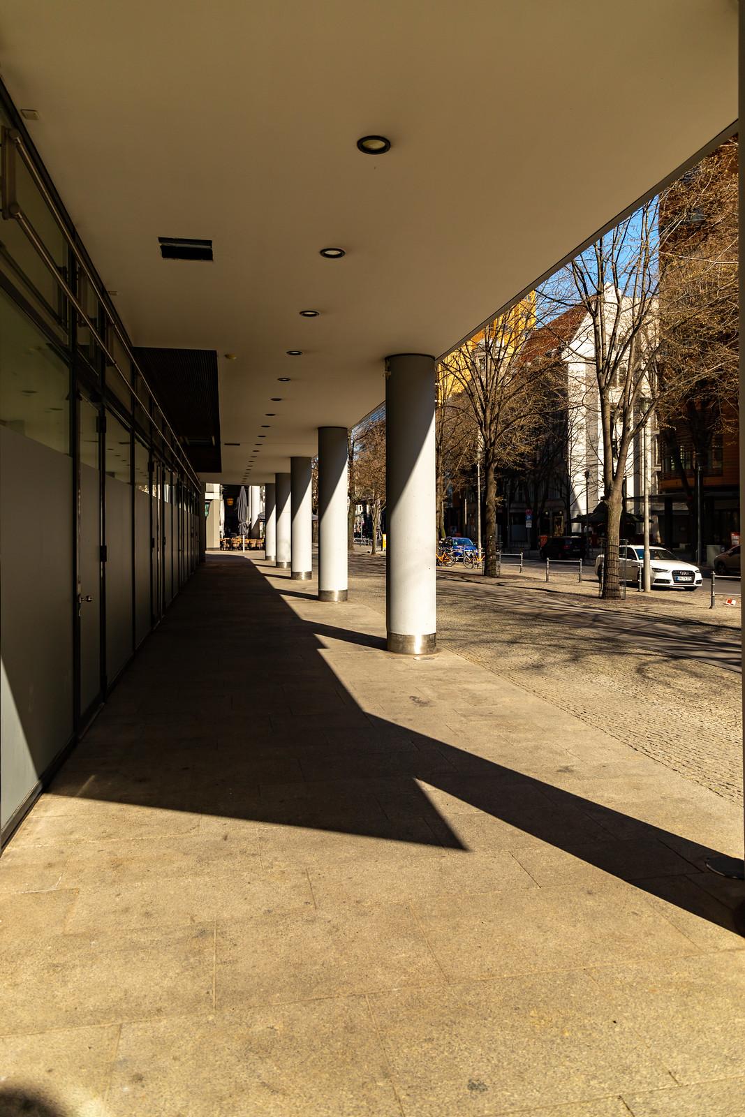 In der Alten Potsdamer Straße