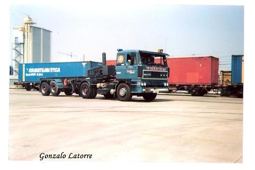 DAF 2800 Gonzalo Latorre Teiferl