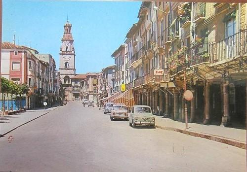 postal del poble de Toro a Zamora