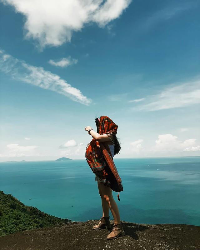 Phượt Hot - Phượt đảo Hòn Sơn chinh phục Ma Thiên Lãnh (29)