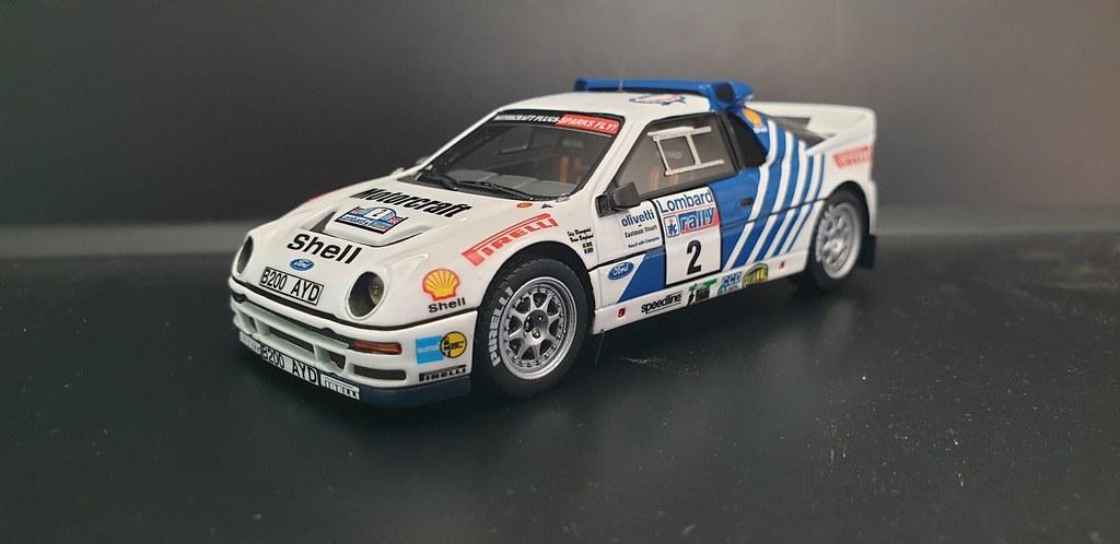 RAC Rally 1986 1/43 49769724461_7bde839c11_b