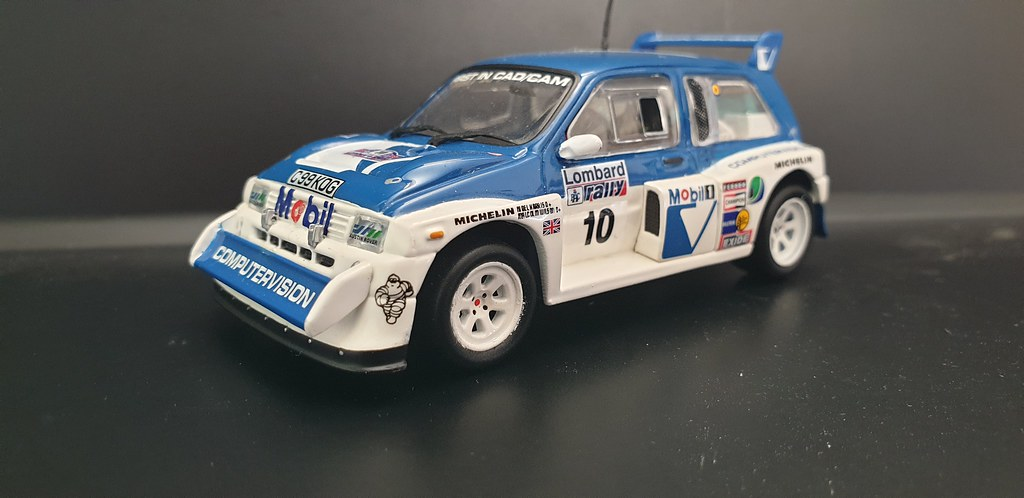 RAC Rally 1986 1/43 49769725806_5bec2e8970_b