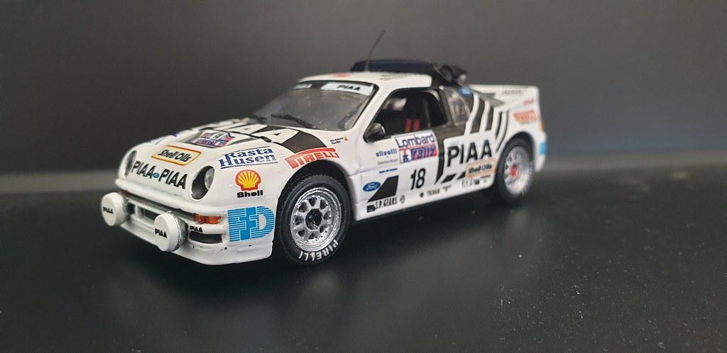 RAC Rally 1986 1/43 49769727231_4c6e84b91f_b
