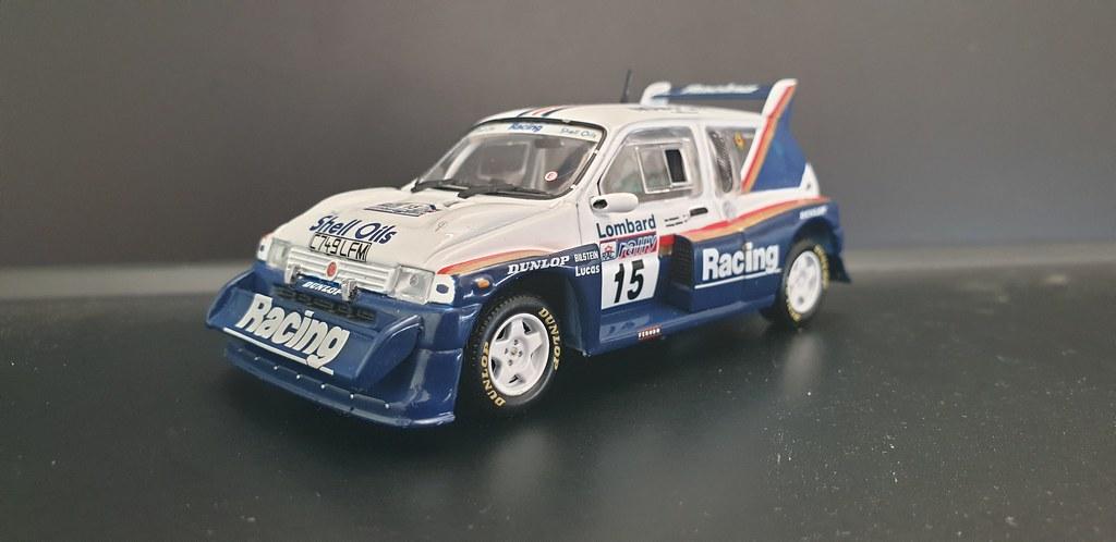 RAC Rally 1986 1/43 49769727271_db2163e3c2_b