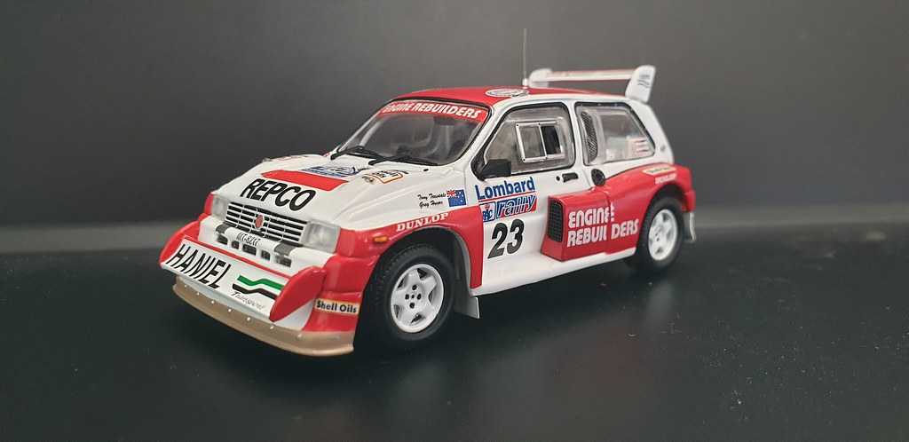 RAC Rally 1986 1/43 49769728131_bb833d7280_b