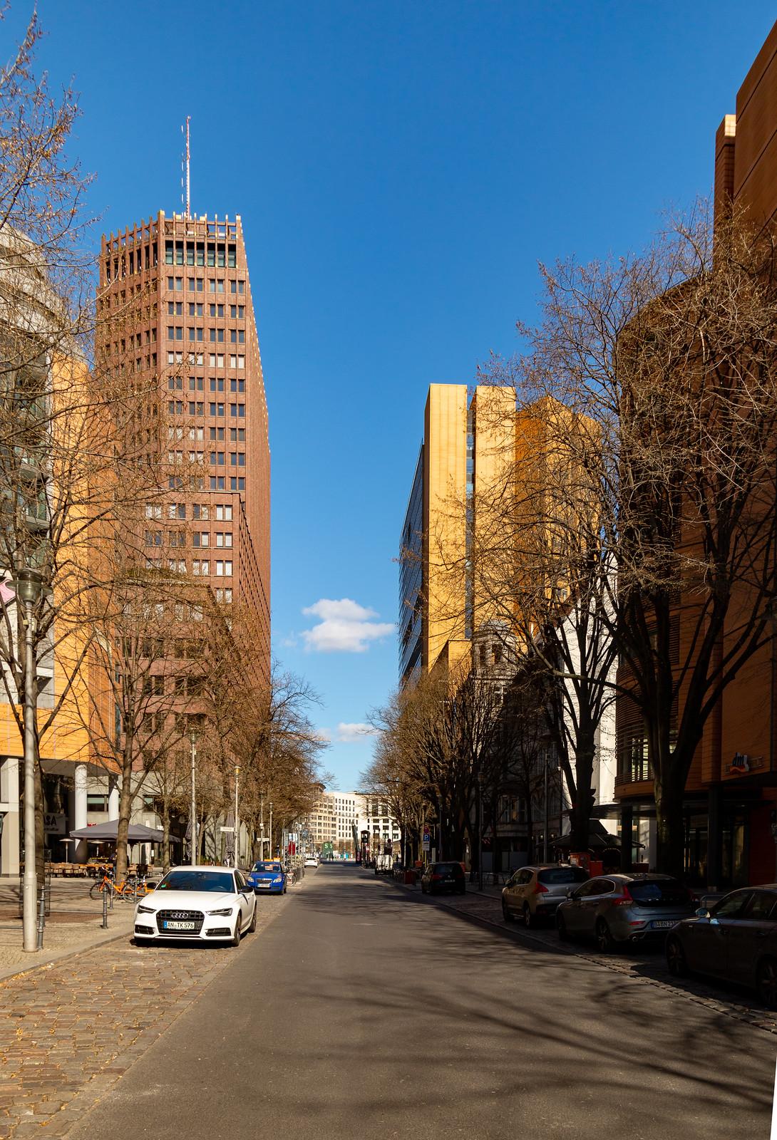 Die Alte Potsdamer Straße