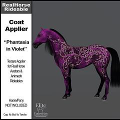 E-RealHorseRider-FantasyCoat-PhantasiainViolet
