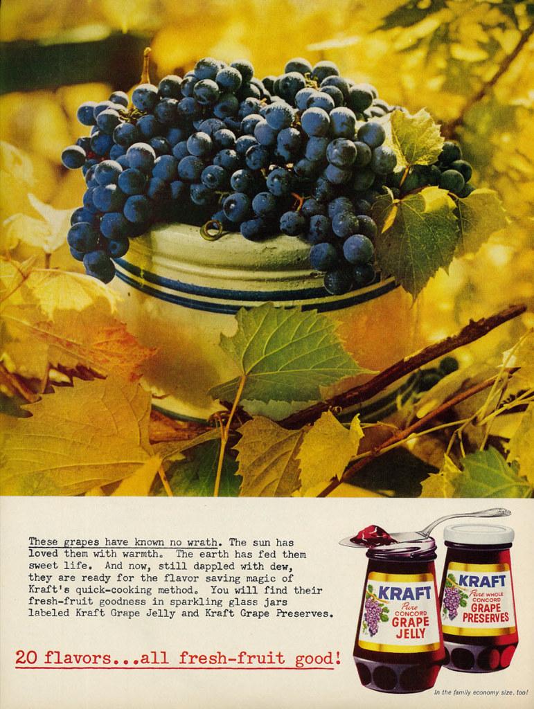 Kraft - published in Life - April 14, 1961