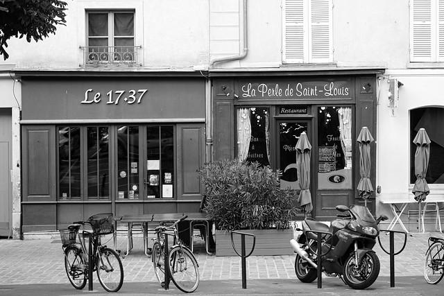 Rue du Marché Neuf