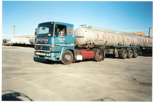 Renault cisterna