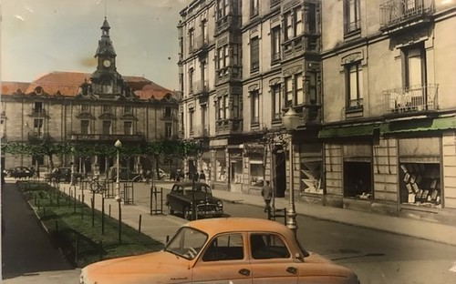 Torrelavega carrer Baró de Peramola