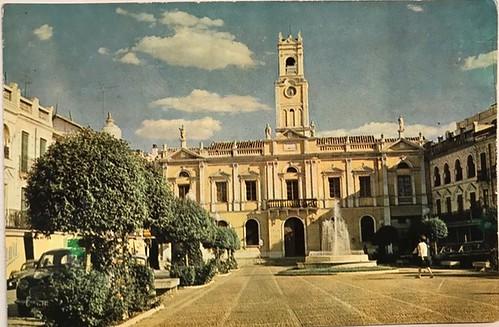 postal de Ciudad Real 1960