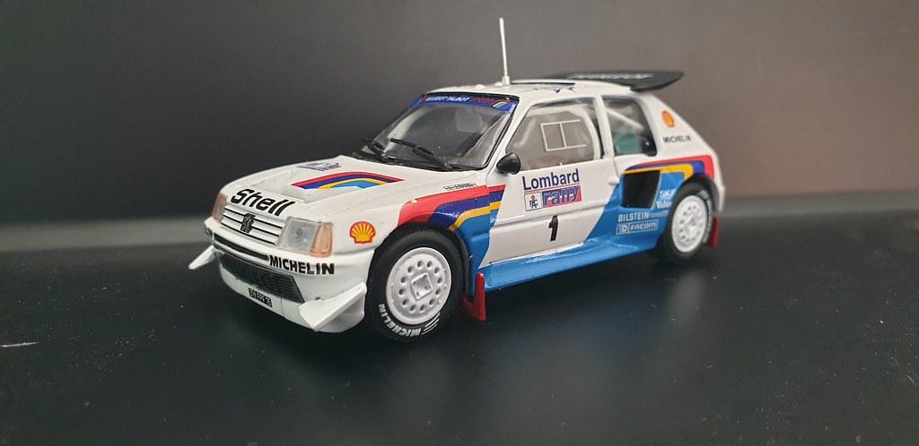 RAC Rally 1986 1/43 49770050567_3ba78757af_b