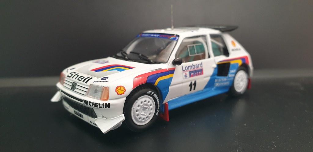 RAC Rally 1986 1/43 49770052052_9f81db937f_b