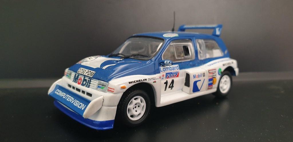 RAC Rally 1986 1/43 49770052547_a5b7c286d8_b