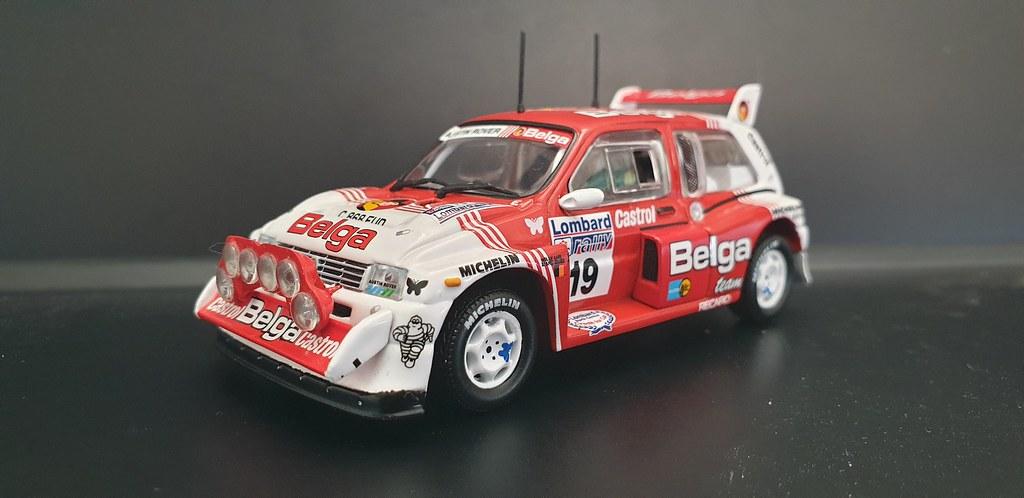 RAC Rally 1986 1/43 49770053787_694592e344_b