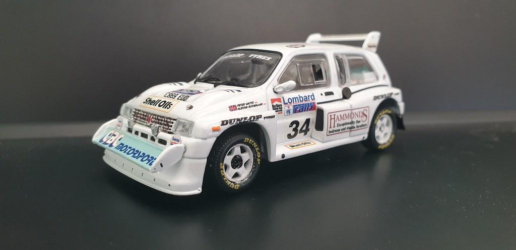 RAC Rally 1986 1/43 49770054837_e7979f51af_b
