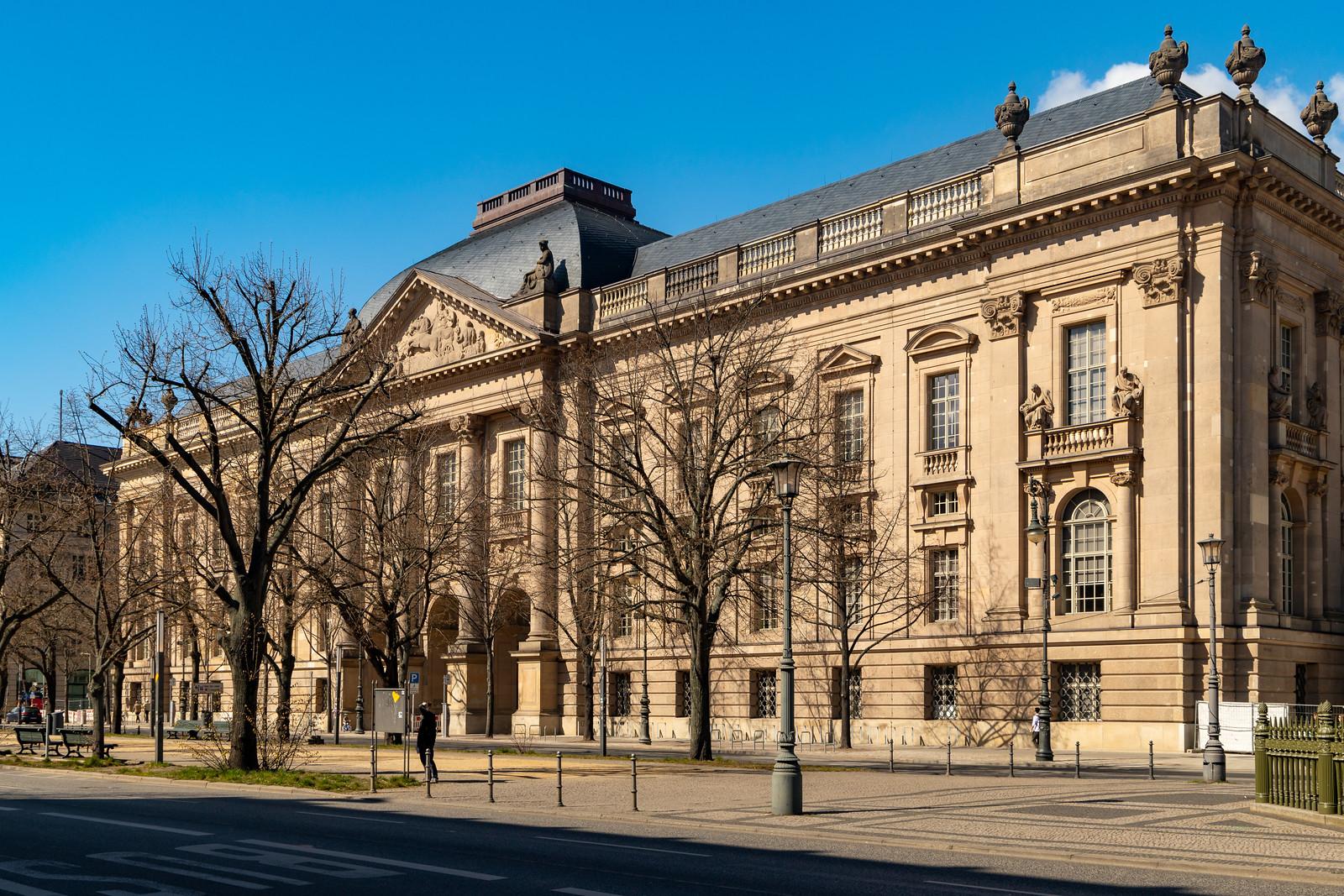 Die Staatsbibliothek