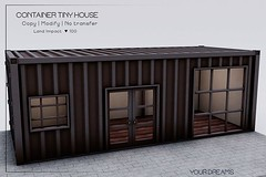 {YD} Container Tiny House