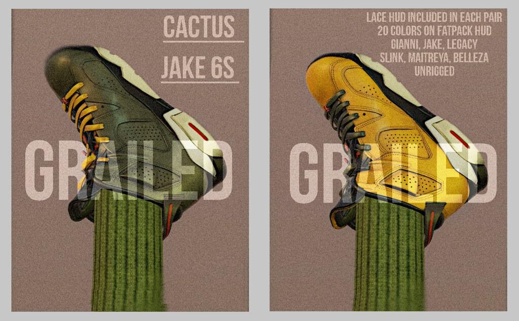Cactus Jake 6s