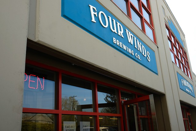 Four Winds Brewing Co. | Delta, BC