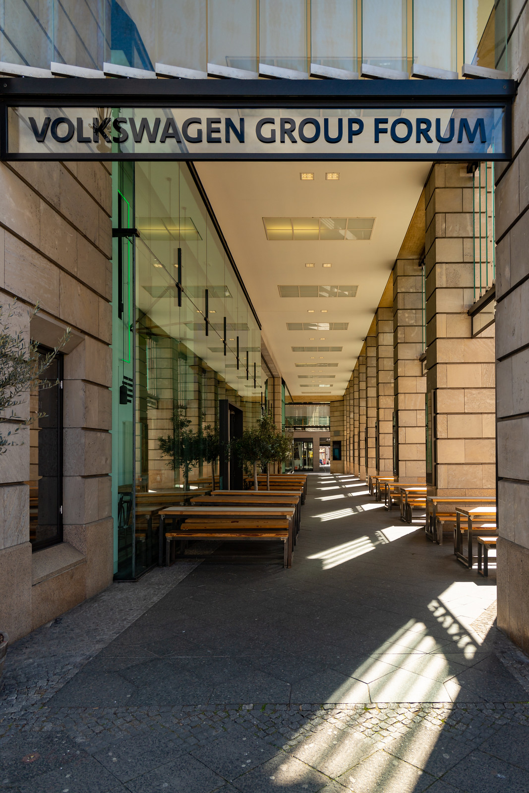 In der Friedrichstraße