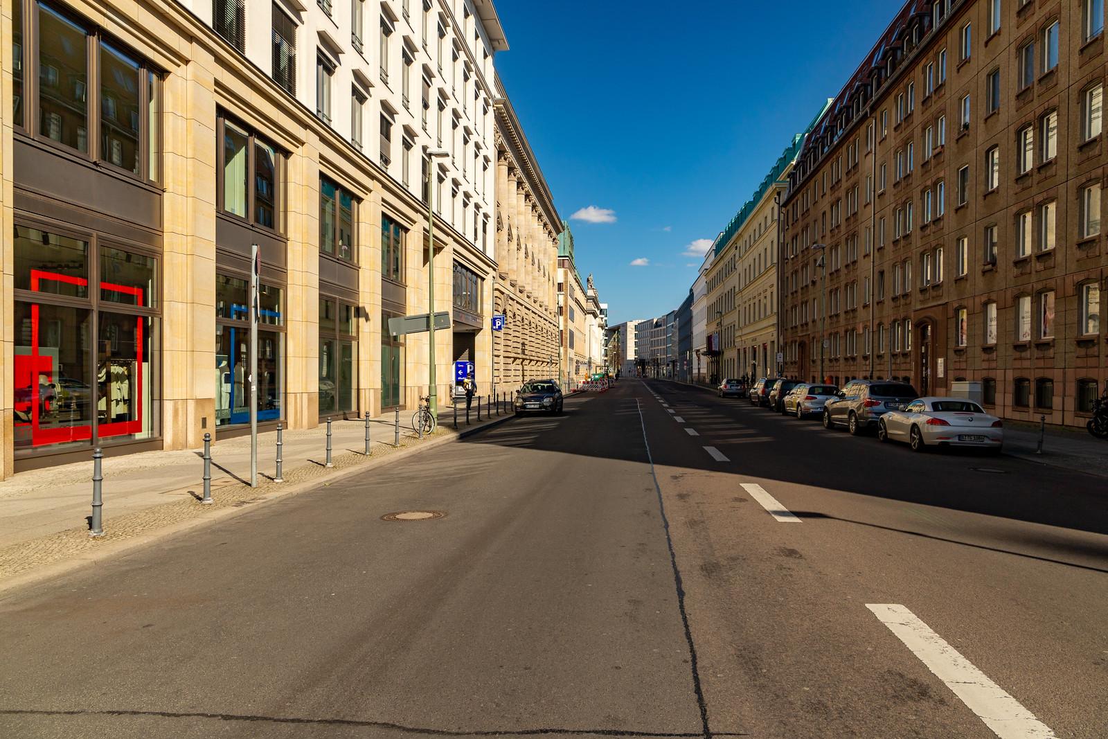 Die Französische Straße